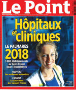 illustration Palmarès LE POINT 2018 : 20 citations pour le GHT 94 Est