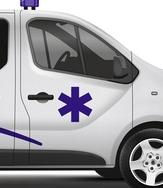 illustration Transports sanitaires, mise en place de la plateforme PTAH