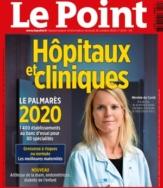 illustration Les Hôpitaux Confluence classent 13 spécialités dans le top 10 Ile-de-France