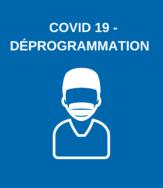 illustration COVID-19 Déprogrammation et continuité des soins